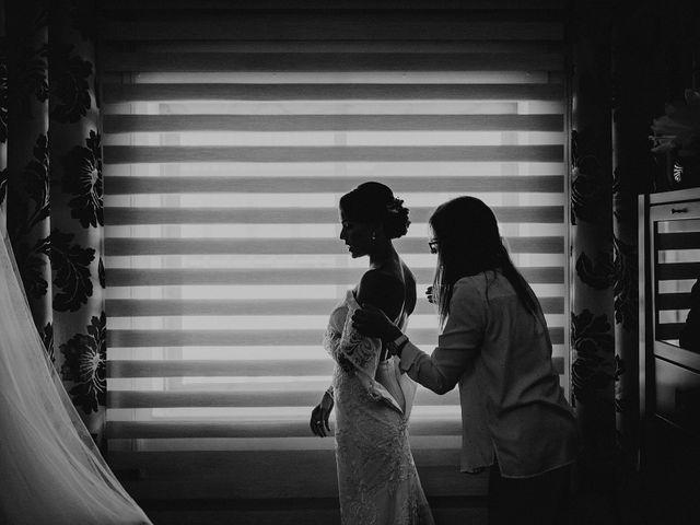La boda de Luis y Esther en Carrion De Calatrava, Ciudad Real 14