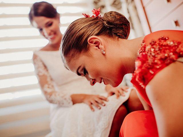 La boda de Luis y Esther en Carrion De Calatrava, Ciudad Real 15