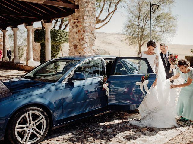 La boda de Luis y Esther en Carrion De Calatrava, Ciudad Real 21