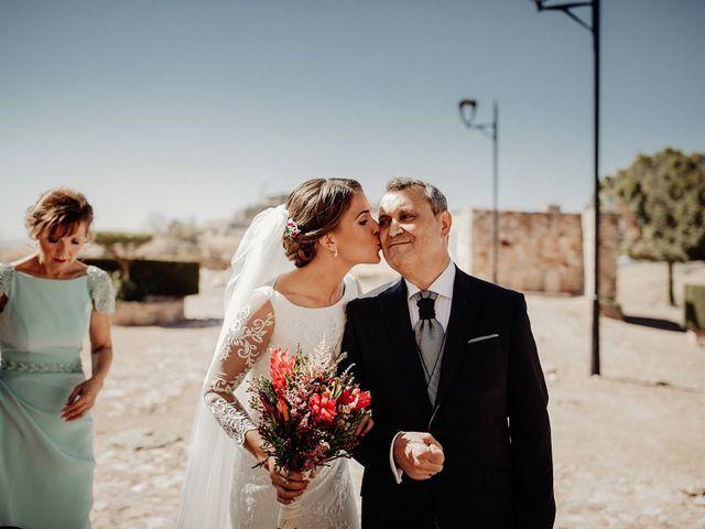 La boda de Luis y Esther en Carrion De Calatrava, Ciudad Real 22