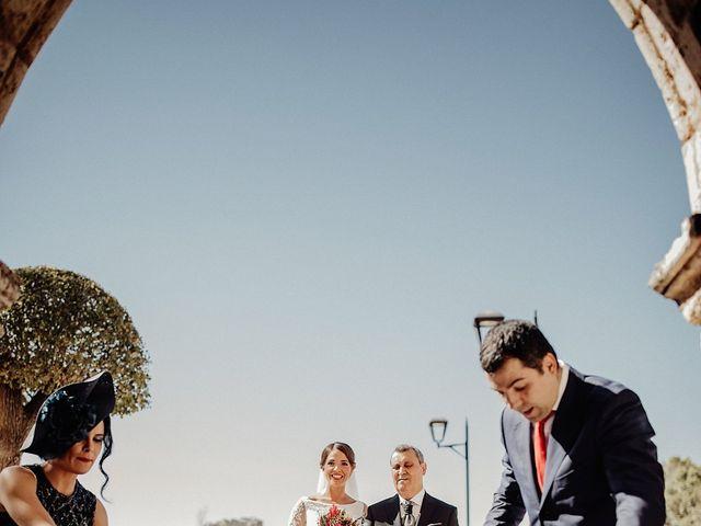 La boda de Luis y Esther en Carrion De Calatrava, Ciudad Real 23