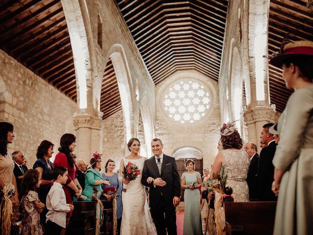 La boda de Luis y Esther en Carrion De Calatrava, Ciudad Real 24