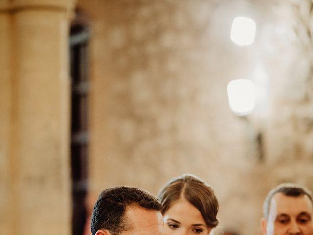 La boda de Luis y Esther en Carrion De Calatrava, Ciudad Real 27