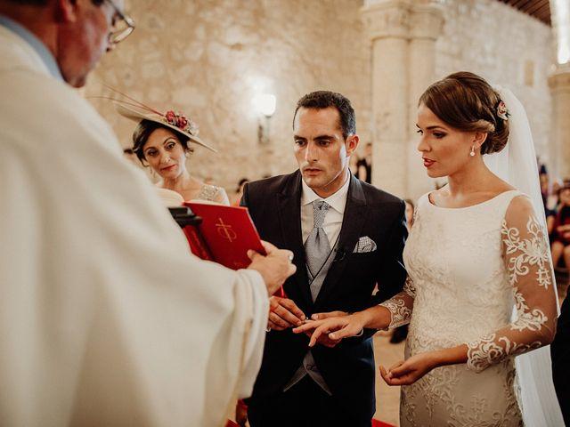 La boda de Luis y Esther en Carrion De Calatrava, Ciudad Real 28