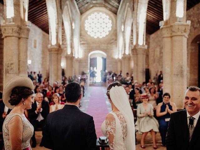 La boda de Luis y Esther en Carrion De Calatrava, Ciudad Real 29