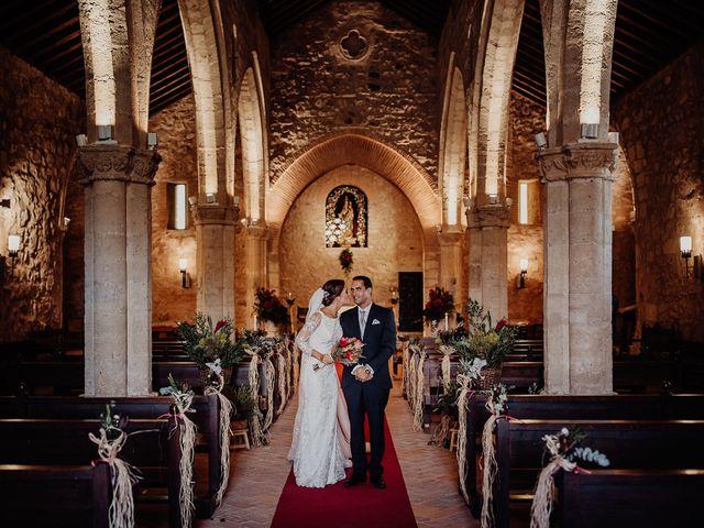 La boda de Luis y Esther en Carrion De Calatrava, Ciudad Real 32