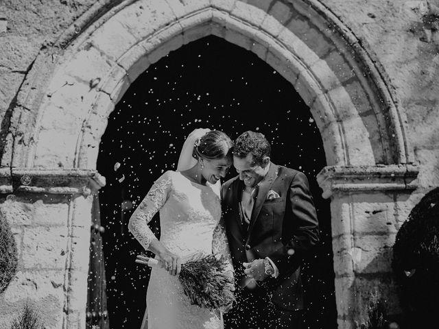 La boda de Luis y Esther en Carrion De Calatrava, Ciudad Real 33