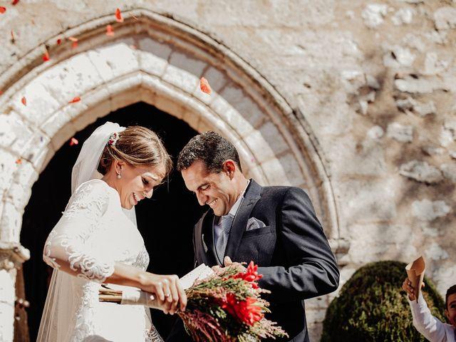 La boda de Luis y Esther en Carrion De Calatrava, Ciudad Real 34