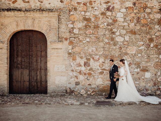 La boda de Luis y Esther en Carrion De Calatrava, Ciudad Real 36