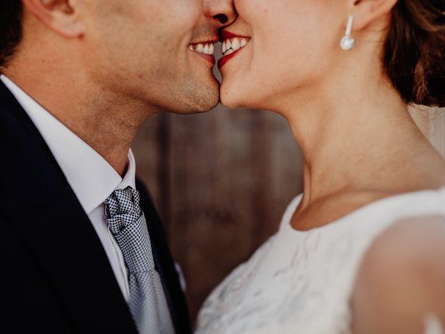 La boda de Luis y Esther en Carrion De Calatrava, Ciudad Real 1