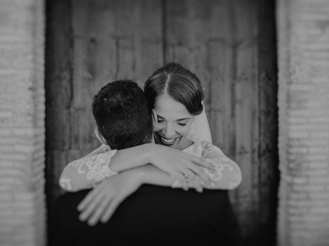 La boda de Luis y Esther en Carrion De Calatrava, Ciudad Real 39