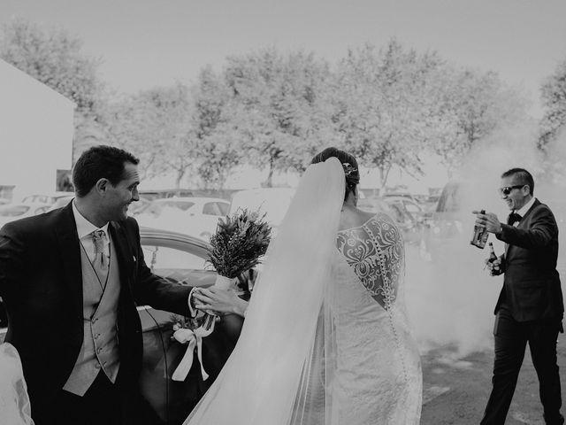 La boda de Luis y Esther en Carrion De Calatrava, Ciudad Real 41