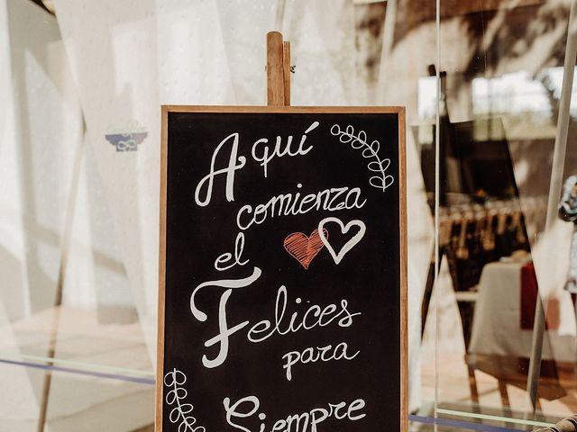 La boda de Luis y Esther en Carrion De Calatrava, Ciudad Real 43