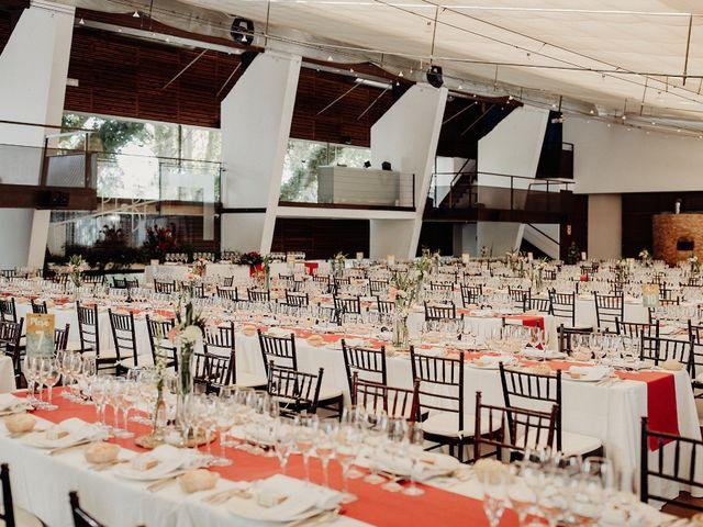 La boda de Luis y Esther en Carrion De Calatrava, Ciudad Real 47