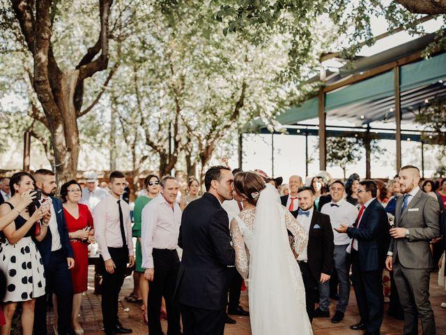 La boda de Luis y Esther en Carrion De Calatrava, Ciudad Real 51