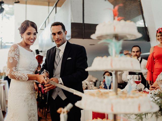 La boda de Luis y Esther en Carrion De Calatrava, Ciudad Real 54