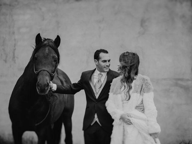La boda de Luis y Esther en Carrion De Calatrava, Ciudad Real 60
