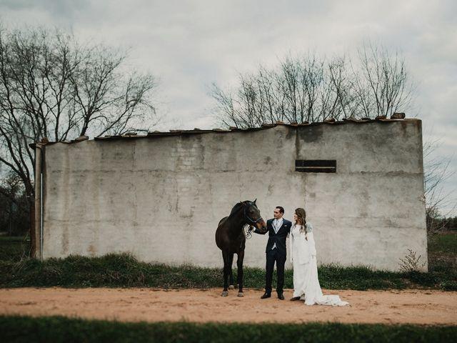La boda de Luis y Esther en Carrion De Calatrava, Ciudad Real 61