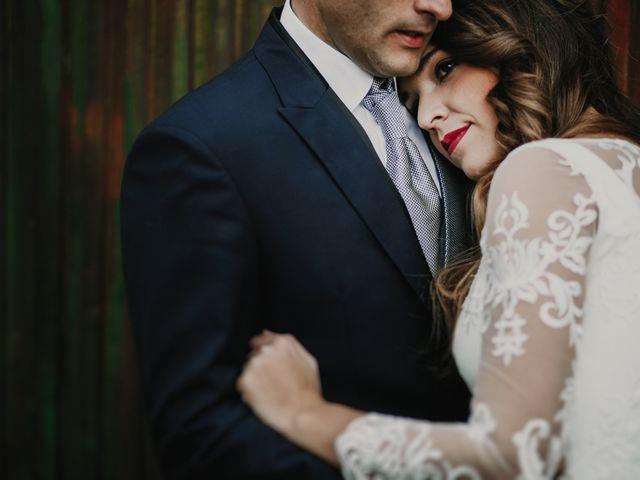 La boda de Luis y Esther en Carrion De Calatrava, Ciudad Real 62