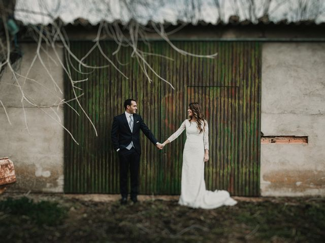 La boda de Luis y Esther en Carrion De Calatrava, Ciudad Real 63