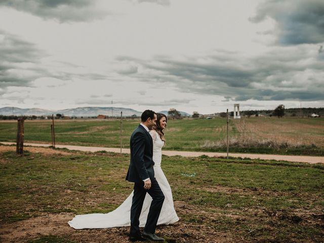 La boda de Luis y Esther en Carrion De Calatrava, Ciudad Real 64