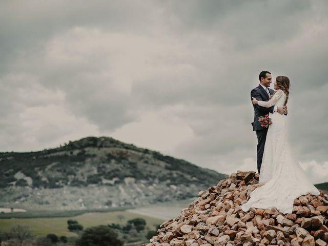 La boda de Luis y Esther en Carrion De Calatrava, Ciudad Real 65