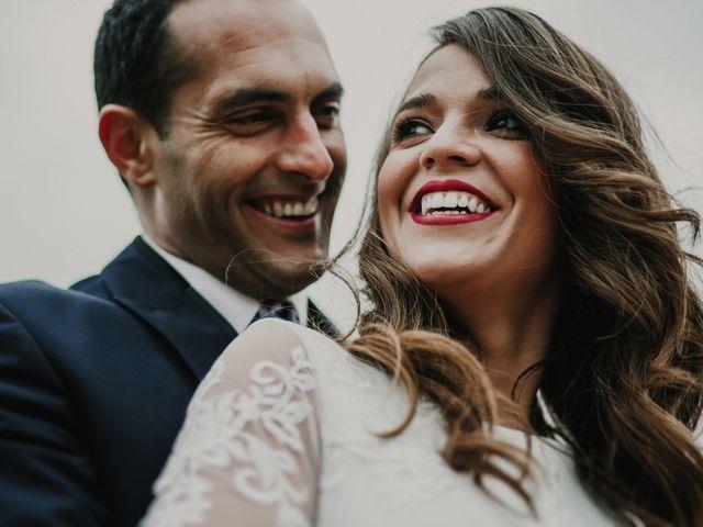 La boda de Luis y Esther en Carrion De Calatrava, Ciudad Real 66