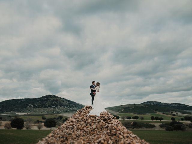 La boda de Luis y Esther en Carrion De Calatrava, Ciudad Real 67
