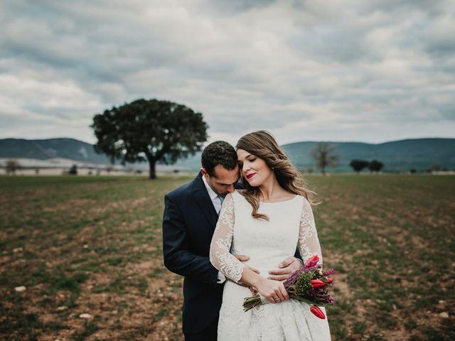 La boda de Luis y Esther en Carrion De Calatrava, Ciudad Real 71