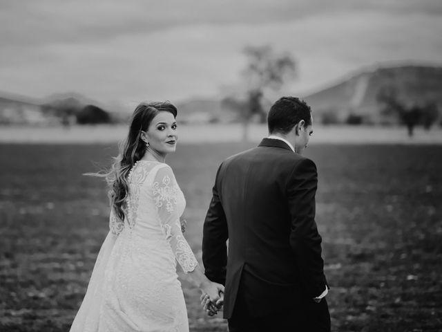 La boda de Luis y Esther en Carrion De Calatrava, Ciudad Real 74