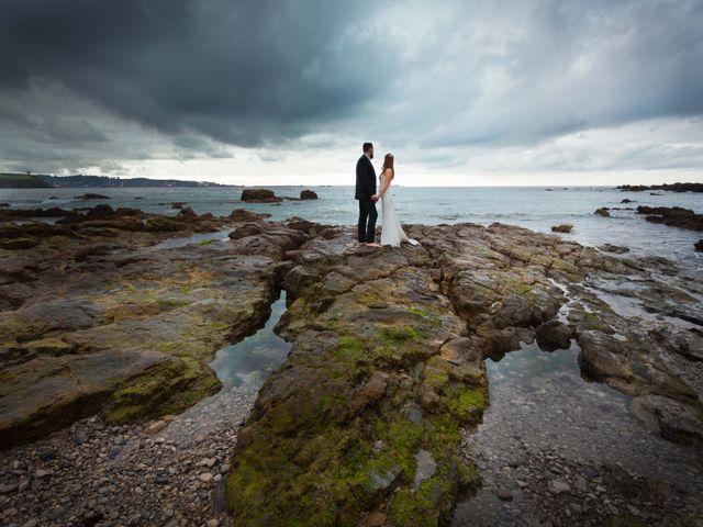 La boda de Alejandro y Laura en Gijón, Asturias 16