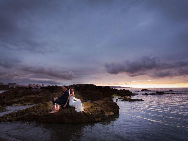 La boda de Alejandro y Laura en Gijón, Asturias 2