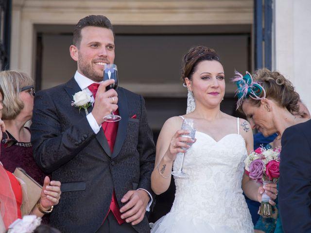 La boda de Dani y Jessica en San Pedro de Alcántara, Málaga 3