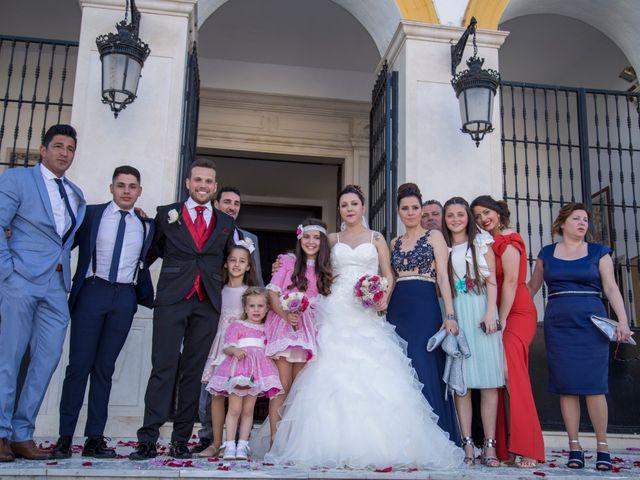 La boda de Dani y Jessica en San Pedro de Alcántara, Málaga 6