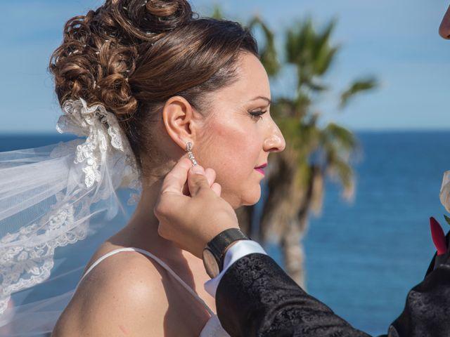 La boda de Dani y Jessica en San Pedro de Alcántara, Málaga 1
