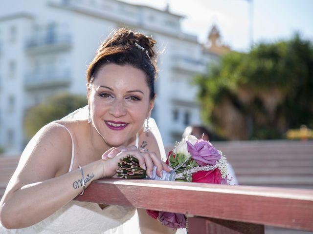 La boda de Dani y Jessica en San Pedro de Alcántara, Málaga 8