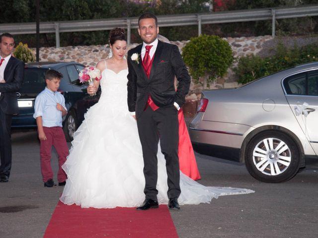 La boda de Dani y Jessica en San Pedro de Alcántara, Málaga 13