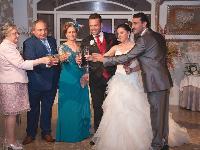 La boda de Dani y Jessica en San Pedro de Alcántara, Málaga 15