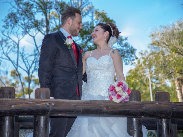 La boda de Dani y Jessica en San Pedro de Alcántara, Málaga 17