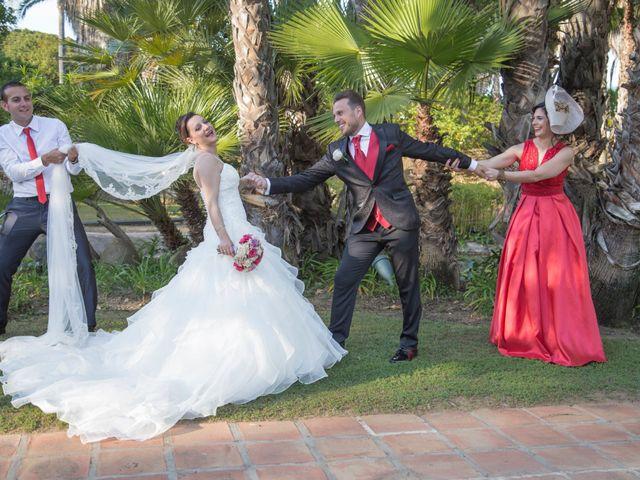 La boda de Dani y Jessica en San Pedro de Alcántara, Málaga 18