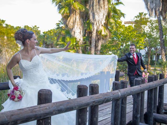 La boda de Dani y Jessica en San Pedro de Alcántara, Málaga 20