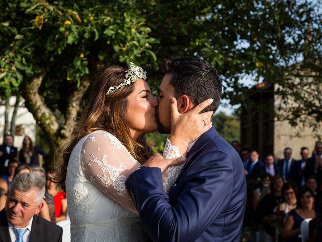 La boda de Carina y Miguel
