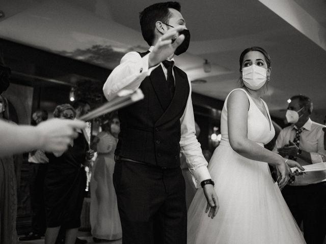 La boda de Sergio y Antia en Santiago De Compostela, A Coruña 15