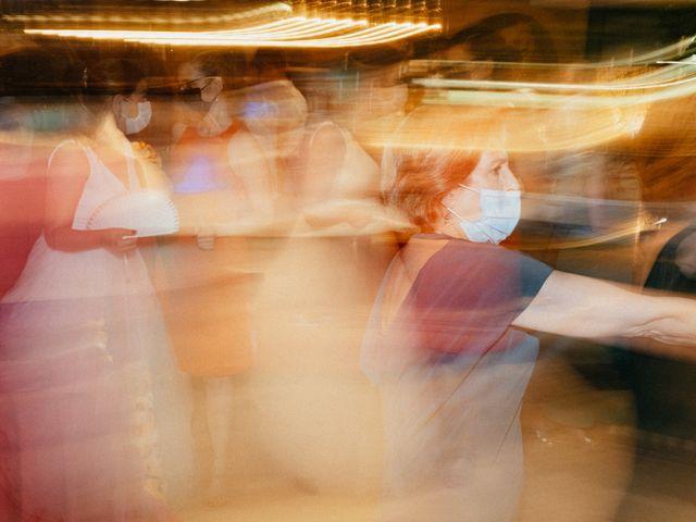 La boda de Sergio y Antia en Santiago De Compostela, A Coruña 34