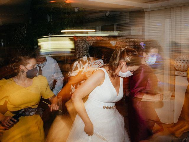 La boda de Sergio y Antia en Santiago De Compostela, A Coruña 55