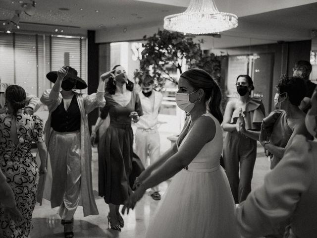 La boda de Sergio y Antia en Santiago De Compostela, A Coruña 84