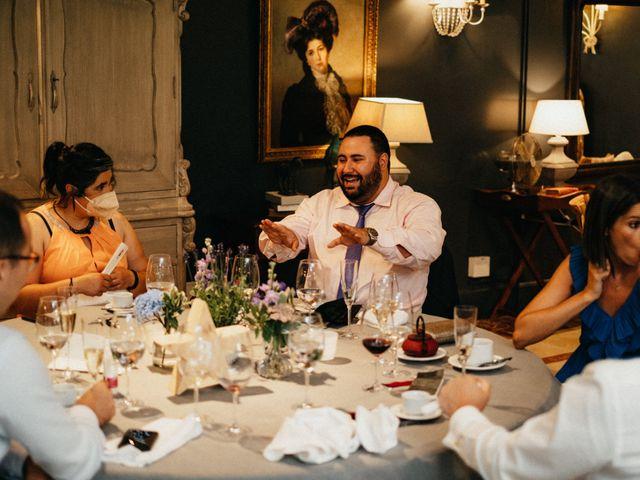 La boda de Sergio y Antia en Santiago De Compostela, A Coruña 105