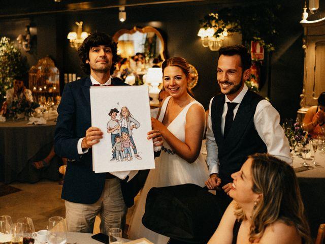 La boda de Sergio y Antia en Santiago De Compostela, A Coruña 114