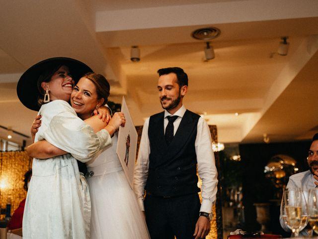 La boda de Sergio y Antia en Santiago De Compostela, A Coruña 123