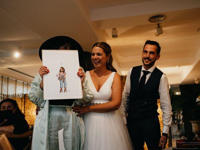 La boda de Sergio y Antia en Santiago De Compostela, A Coruña 124